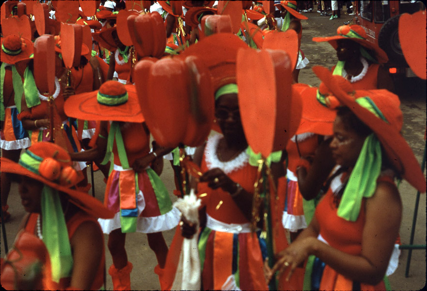 Carnival, Port-of-Spain. (Photo: Steven Vertovec)