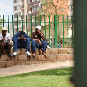 Berea Park, Johannesburg. (Photo: Dörte Engelkes)