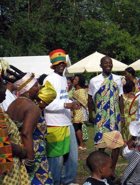 Ghana@50 celebrations, Berlin. (Photo: Boris Nieswand)