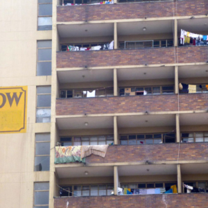 Hillbrow What? Happened ... (Photo: Raji Matshedisho)