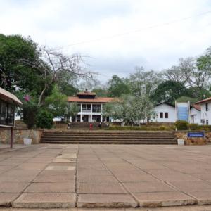 University of Ghana, Accra. (Photo: Elena Gadjanova)