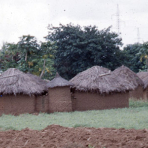 Senufo Village (in the vicinity of Korhogo, Côte d'Ivoire). (Photo: Boris Nieswand)