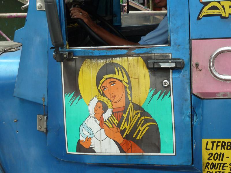 Virgin and Child. (Photo: Anderson Blanton)