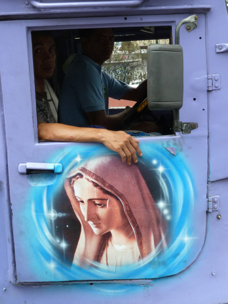 The Special Effect of a Marian Apparition. (Photo: Anderson Blanton)