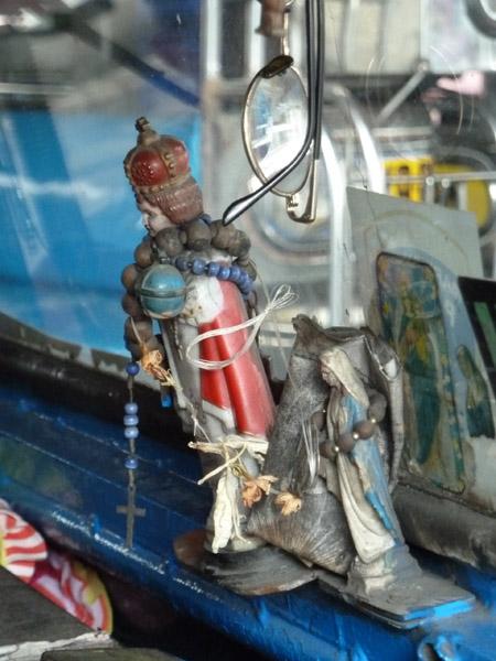 Dashboard Shrine. (Photo: Anderson Blanton)