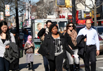 Diversity in Astoria, Queens, New York (S. Vertovec)