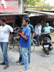 An ethnography of communication in Mumbai