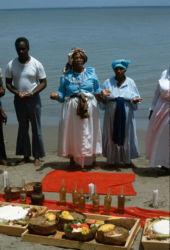 Afro-Christian syncretic religions in Trinidad, 1983-84 (S. Vertovec)