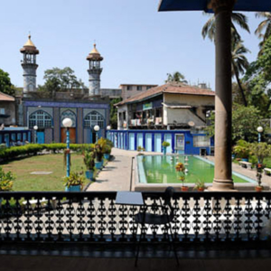 Mogul Masjid, Mumbai, India, April 2009. Iranian Shias have been called Mogul in Mumbai, and their mosque as Mogul Masjid. (Photo: Reza Masoudi Nejad)