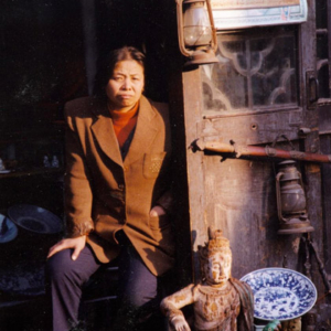 An antique shop in Pingyao, a UNESCO World Heritage site in Shanxi Province. (Photo: Naomi Hellmann)