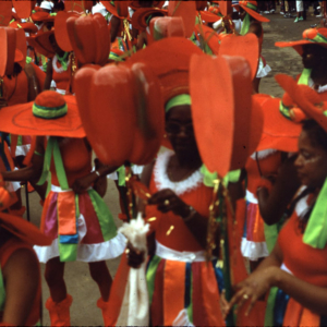 Carnival, Port-of-Spain. (Photo: Steven Vertovec)