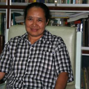Dr. Cynthia Maung, Direktorin und Ärztin, Mae Tao Klink, Maesot. (Photo: Alexander Horstmann)