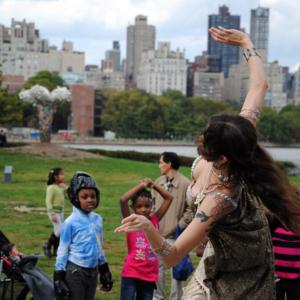 Sokrates Park, Astoria, New York. (Photo: Dörte Engelkes)