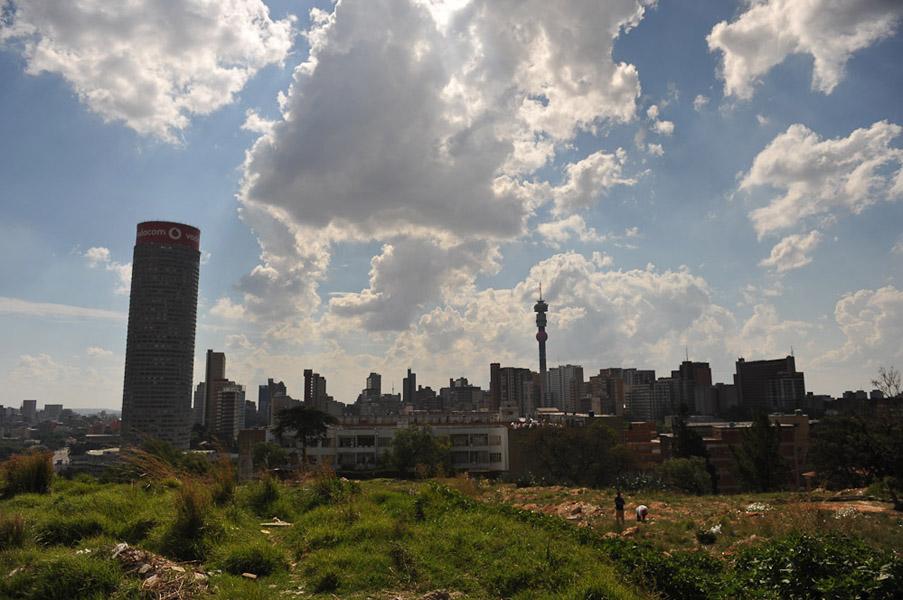 Hillbrow, Johannesburg. (Photo: Dörte Engelkes)