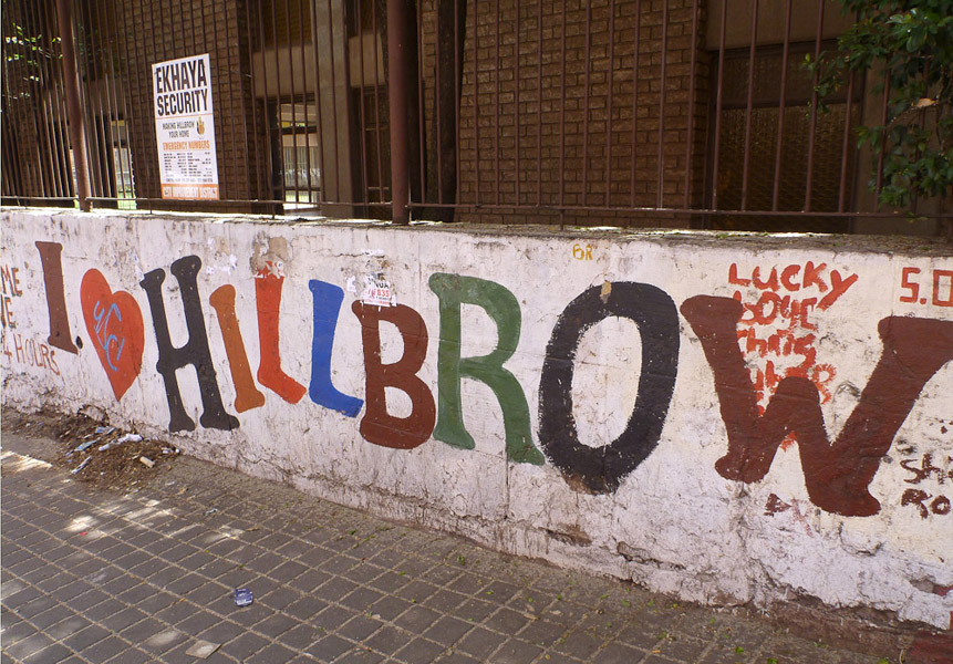 Graffiti. (Photo: Alex Wafer)