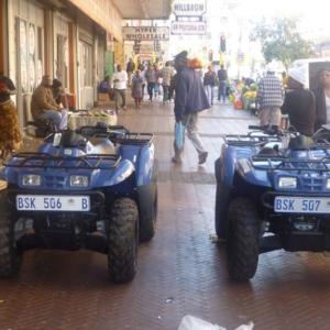 Markets on Pavements, Pretoria Street. (Photo: Raji Matshedisho)