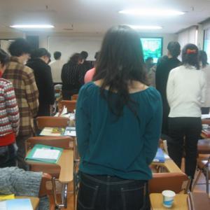 NK Migrants in SK Church (1). (Photo: Jin-Heon Jung)