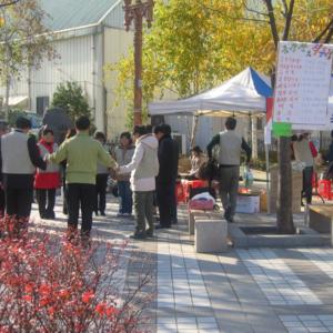 NK Migrants in SK Church (2). (Photo: Jin-Heon Jung)