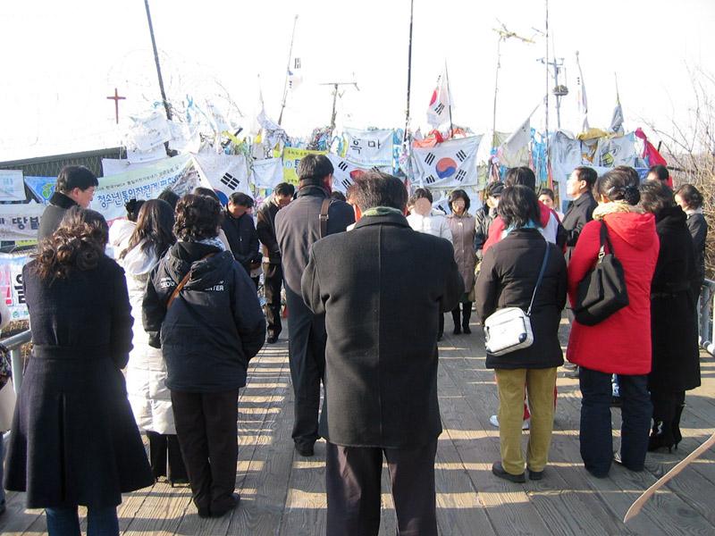 NK Migrants in SK Church (4). (Photo: Jin-Heon Jung)