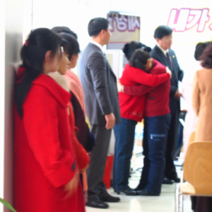 NK Migrants in SK Church (6). (Photo: Jin-Heon Jung)