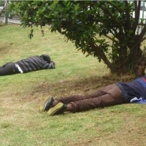 Unemployed Men. (Photo: Alex Wafer)