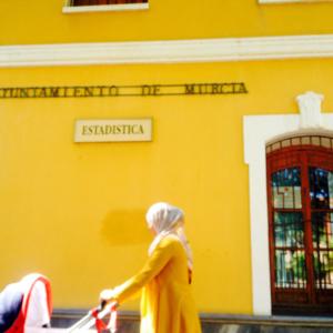 Municipal statistics office, Murcia, Spain. (Photo: Damian Omar Martinez)