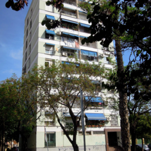 Social Housing Block II, Murcia, Spain. (Photo: Damian Omar Martinez)