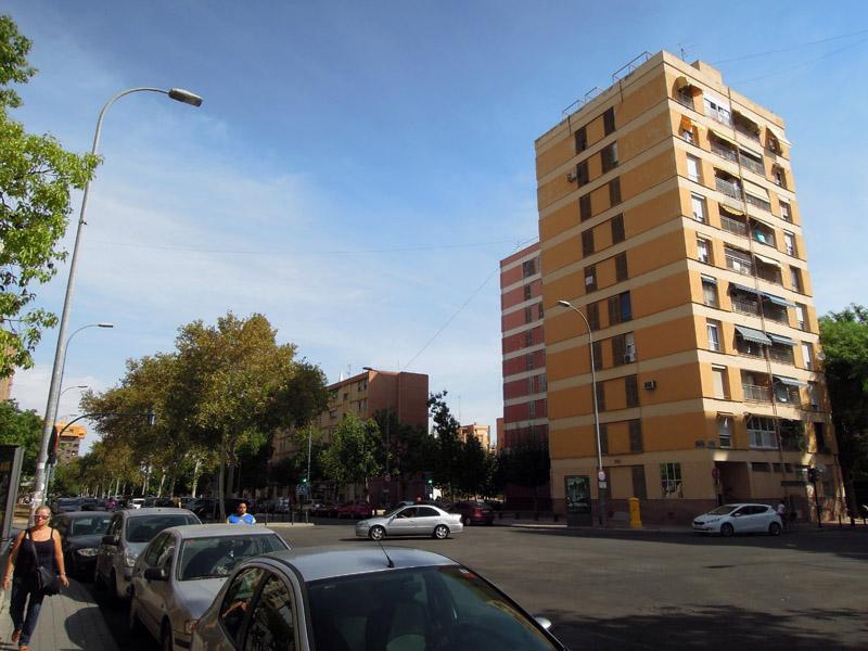 Social Housing Blocks III, Murcia, Spain. (Photo: Damian Omar Martinez)