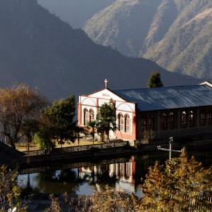 Laomudeng Church, Fugong County, December 2012. (Photo: Ying Diao)